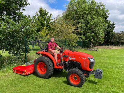 Almsford Playing Field Pitch Improvements